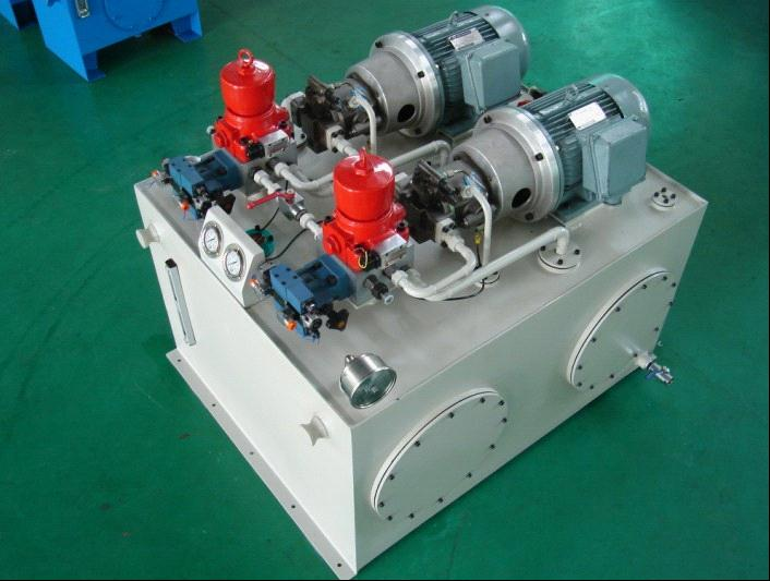 液压系统的常用液压油泵图片